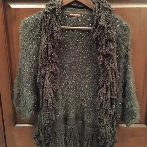 John Fashion soft sparkly sweater